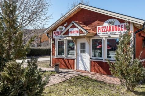Slavsta Pizzeria Pizzakungen