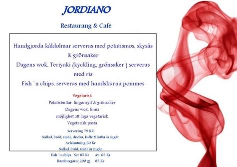 Jordiano Restaurang & Café