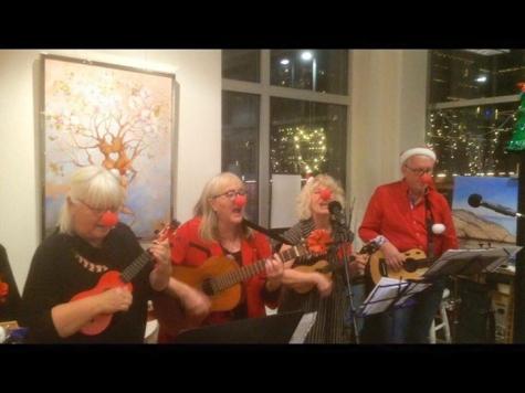 Leymans Galleri Café Musik