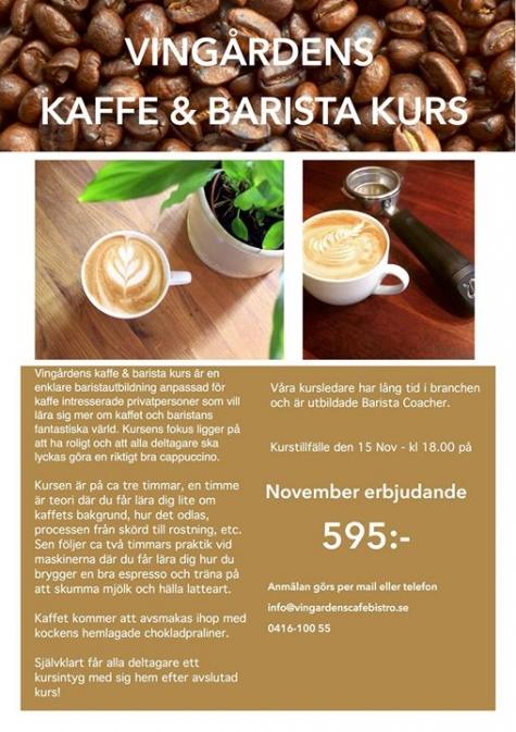 Vingårdens Café och Bistro