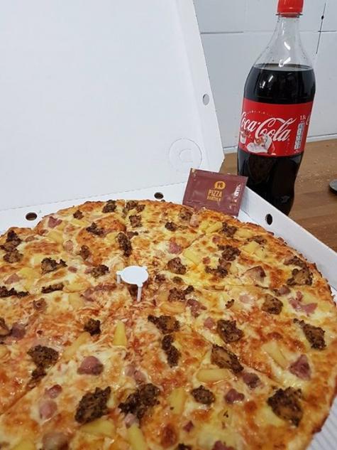 Pizzabakeren Luleå