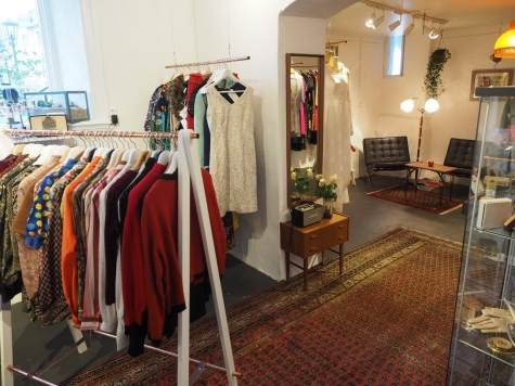 Ground Floor (Vintage & Accessories)