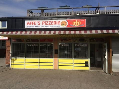 Affes Pizzeria