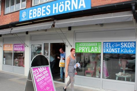 Ebbes Hörna - Göteborgs Stadsmission - Alingsås