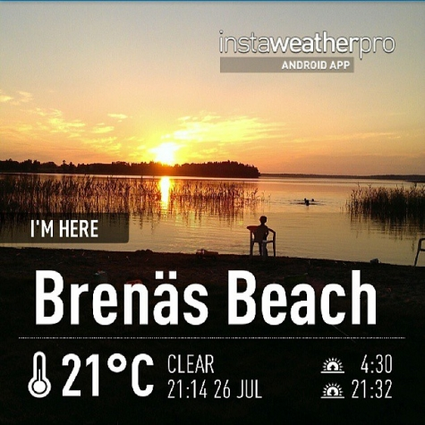 Brenäs, Tisnaren