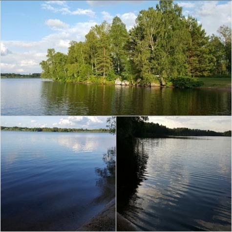 Sikabacken, Torsjön