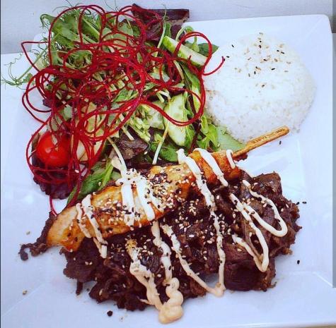 Sushi Kawa Tumba Centrum