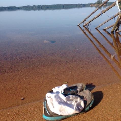 Tubbared, Ö:a Nedsjön