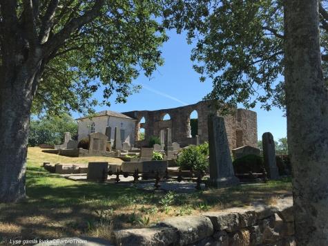 Lyse gamla kyrka (ruin)