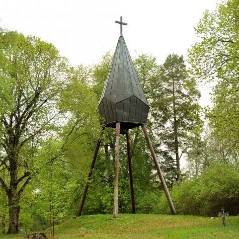 Silleruds gamla kyrkplats