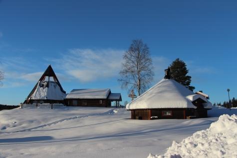 Storforsens kapell