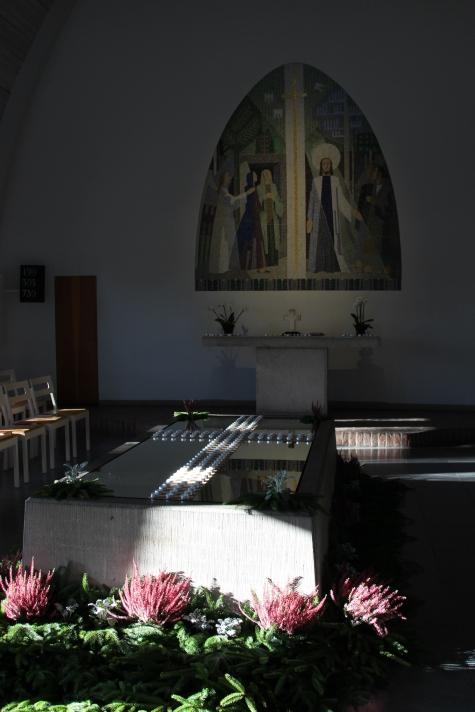 Uppståndelsens kapell
