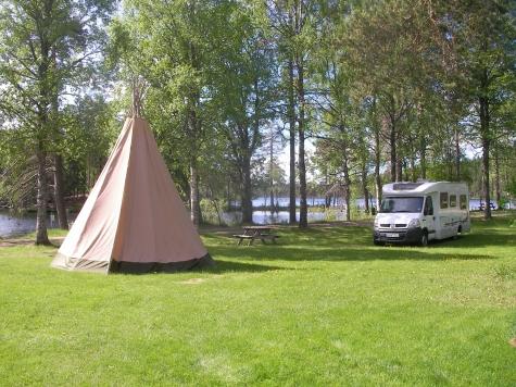Kloten Wilderness Camping