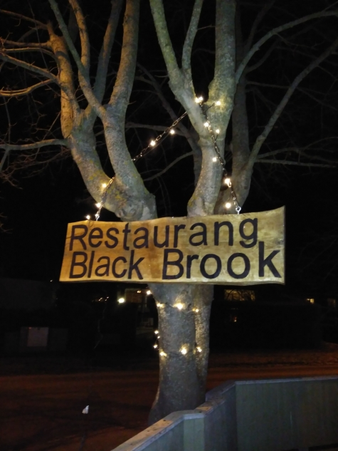 Restaurang Black Brook