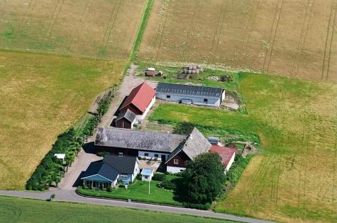 Valhall gård ställplats