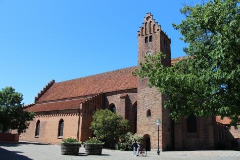 Klosterkyrkan Ystad