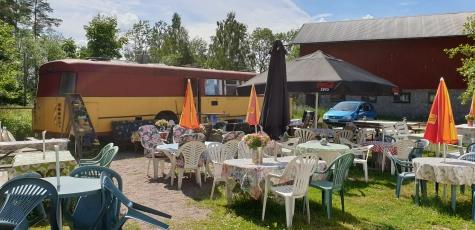 "Vinnersjös Diversehandel ""Busscaféet"""