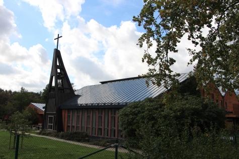 Petersgårdens kyrka
