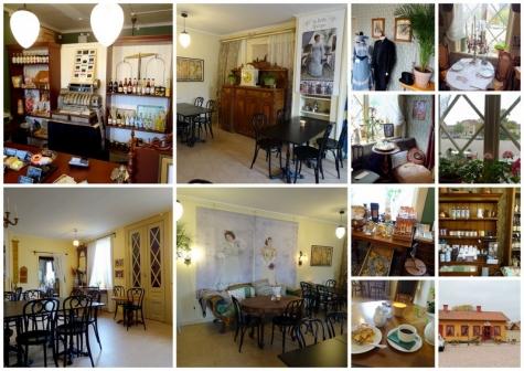 La Belle Epoque Cafe och Difversehandel