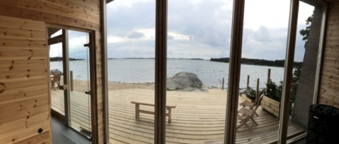 Strandbaren Idöborg