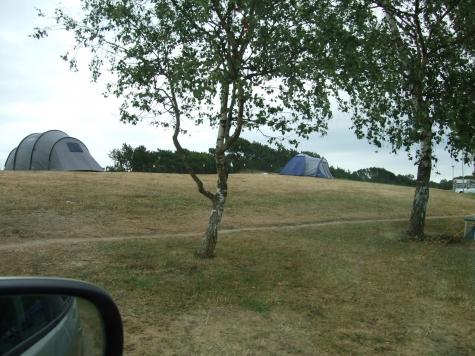 Tältplatser Tobisviks Camping