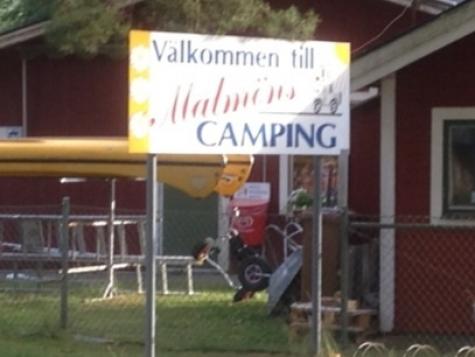 malmöns camping
