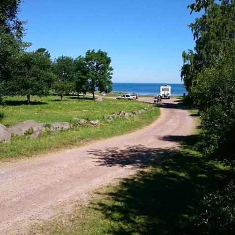 Köpingsbadens Camping