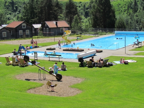 Campingkartan Se 187 Ramsele Camping 187 Ramsele Camping Amp Bad