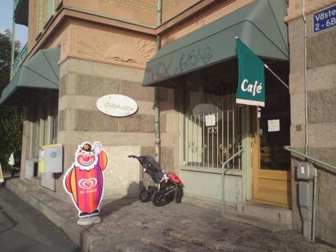 Café Glädjebubblan