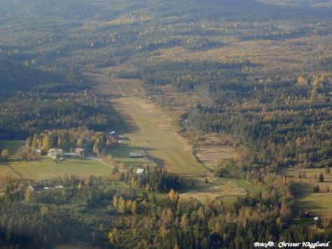 Ånge flygfält (Tälje)