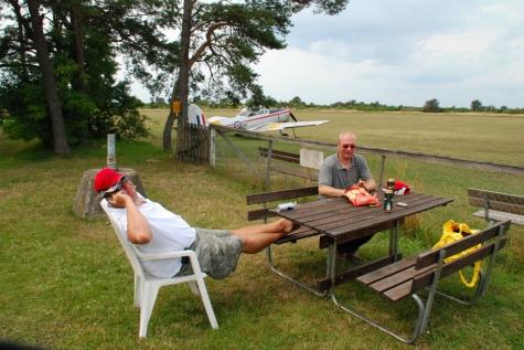 Borglanda flygfält (ESMB)