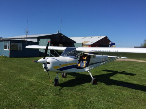 Falkenberg flygfält (Morup)