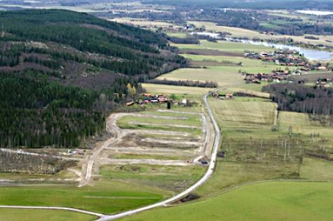 Gagnef flygfält (Himmelslätta)