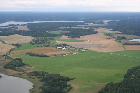 Stockholm-Gnesta flygfält (Vängsö)