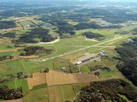 Göteborg City Airport / Säve flygplats