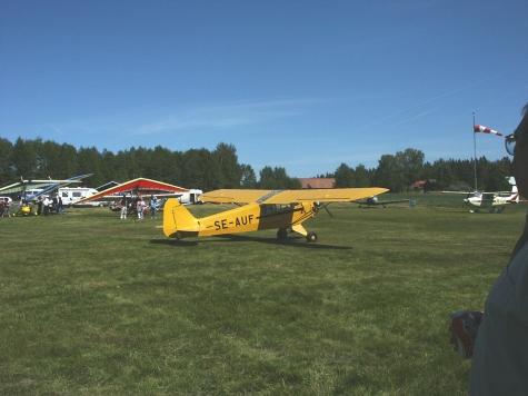 Götene flygfält (Brännebrona)