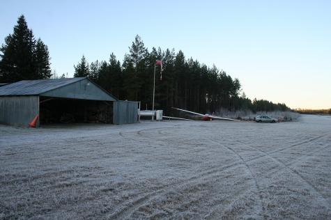 Hällefors flygfält (Örling)