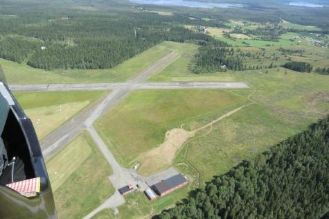 Strömsund / Hallviken flygfält