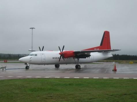 Karlstads flygplats