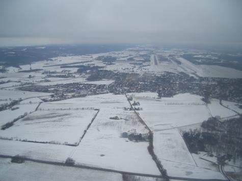 Ljungbyhed flygplats