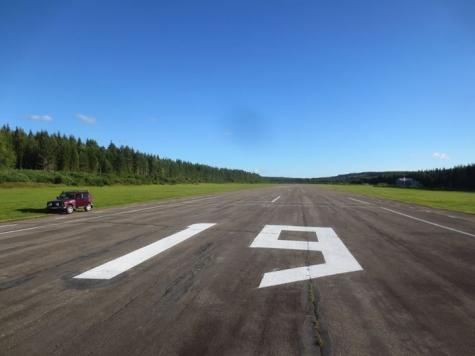 Ludvika flygplats