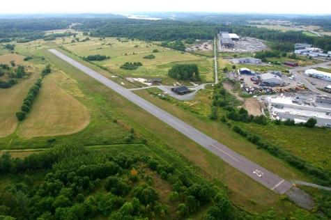 Norrtälje Flygplats (Mellingeholm)