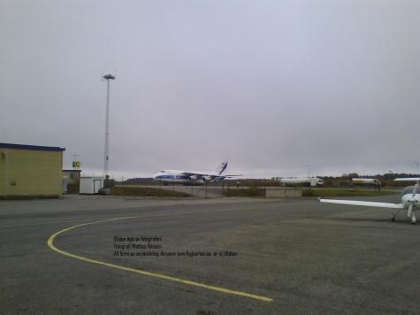 Örebro flygplats