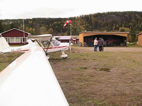Ramsele flygfält