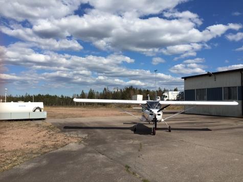 Smålandsstenar flygfält (Smålanda)