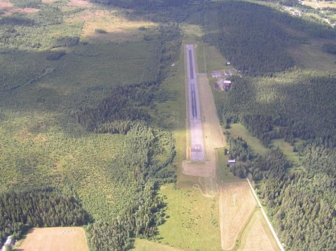 Sollefteå  flygfält (Långsele)