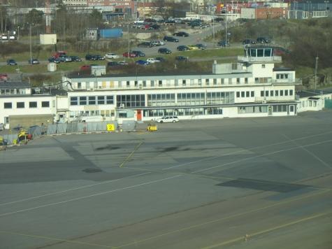 Stockholm-Bromma flygplats