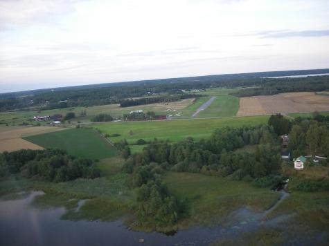 Storvik - Lemstanäs flygfält