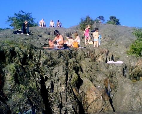 Hägerstenshamnen (Örnsbergs klippbad)