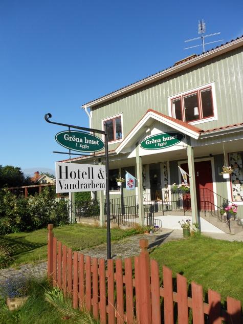 STF Skara, Eggby Vandrarhem, Gröna Huset